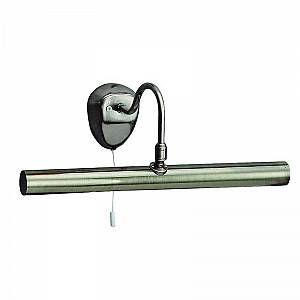 Searchlight Applique de tableau laiton antique 2 ampoules