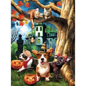 Sunsout Tom Wood - Halloween Hijinks