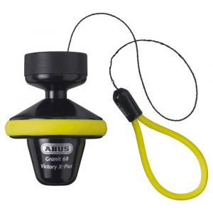 Abus Antivols Granit Victory X Plus 68 Roll Up - Yellow - Taille 1.4 cm
