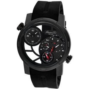Kenneth Cole IKC8018 - Montre pour homme Transparency