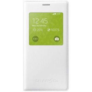 Samsung Ef-Cg800bw - Étui à rabat pour Galaxy S5 Mini