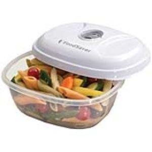 FoodSaver T020-00024-I-3X - Lot de 3 boîtes alimentaires pour machine sous vide