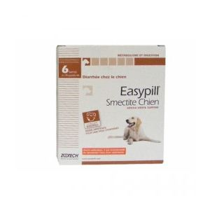 Zootech Easypill : Smectite chien