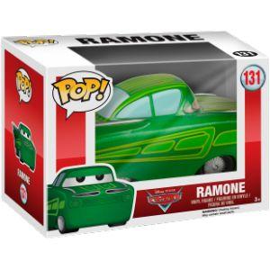 Funko Figurine Pop! Disney Cars : Green Ramone 10 cm