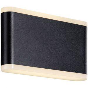 Nordlux Applique murale LED extérieure Akron 17 46971003 LED intégrée noir