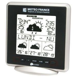 La Crosse Technology WD9520 - Station Météo France avec capteur température intérieure et extérieure avec prévision à J+3