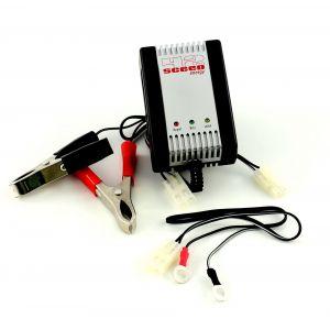1tek origine Chargeur batterie AL 800 2V, 6V, 12V, 0,8A