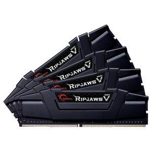 G.Skill RipJaws 5 Series Noir 64 Go (4 x 16 Go) DDR4 3600 MHz CL16