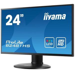 iiyama ProLite B2481HS-1 - Ecran LED 24''