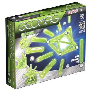 Geomag 6818 - Glow 30 pièces
