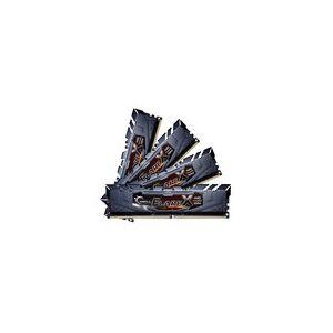G.Skill F4-2133C15Q-32GFX - Flare X Series 32 Go (4x 8 Go) DDR4 2133 MHz CL15