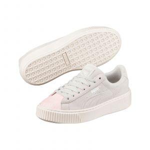 Puma Chaussures de tennis -select Suede Platform Glam Ps