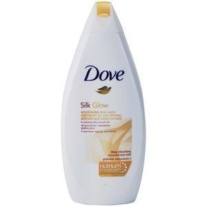 Dove Silk Glow - Gel douche nourrissant