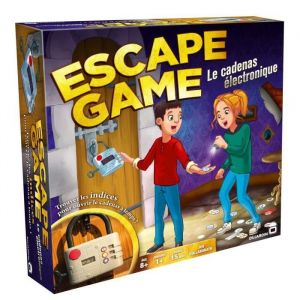 Dujardin Escape Game