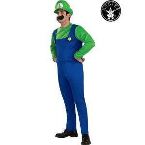 Rubie's Déguisement Luigi Mario Bros (taille M ou L)