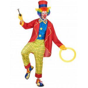 Déguisement clown amusant homme M