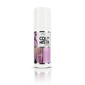 L'Oréal Colorista Spray Pastel Pink Temporary Hair Colour