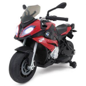 Jamara Véhicule enfant Ride-on moto BMW S1000XR rouge