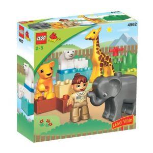 Duplo 4962 - Le zoo des bébés animaux