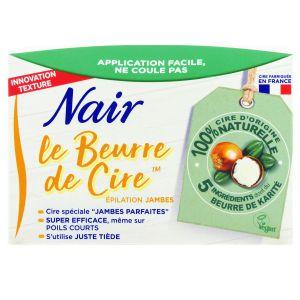 Nair Cire Épilation Beurre de Karité - Le Pot de 150 g