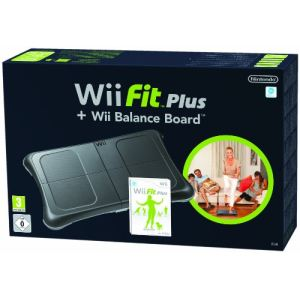 Wii Fit Plus + Balance Board officielle [Wii]