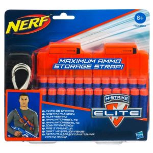 Hasbro Nerf N-Strike Elite ceinture de munitions