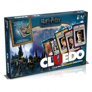Winning Moves Cluedo Harry Potter