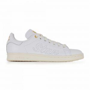 Adidas Stan Smith, Sneaker Femme, Off White/Footwear White/Gold Metallic, 38 EU