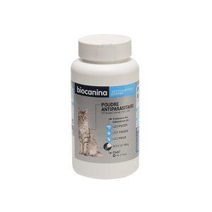Biocanina Poudre anti-parasitaire pour chat 150 g