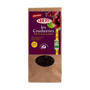 Uberti Cranberries infusées au jus de pomme 200g