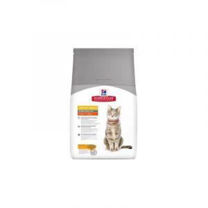 Hill's Science Plan Feline Adult Urinary & Sterilised poulet - 1,5 kg