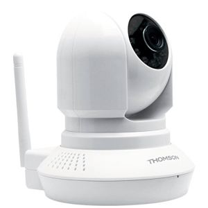 Thomson DSC-523W - Caméra IP WiFi 720p motorisée