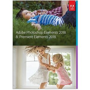 Photoshop Elements 2018 & Premiere Elements 2018 [Windows]
