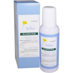 Klorane Bébé Spray Change Erytéal 3 en 1 au Calendula 75ml