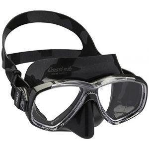 Cressi Masque Adulte Plongée Snorkeling - Randonnée Aquatique