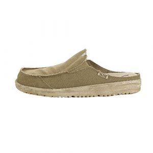 Dude Shoes Slip Martin Marron UK11/EU45