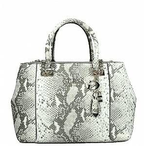 Guess Sac à main HOLLY STATUS CARRYALL Multicolor - Taille Unique