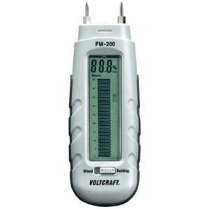 Voltcraft FM-200 - Hygromètre pour bois et matériaux