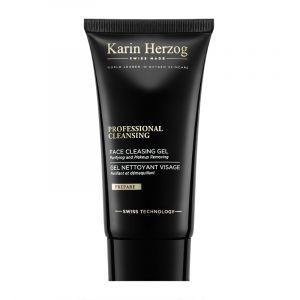 Karin Herzog Professional Cleansing - Gel nettoyant visage purifiant et démaquillant
