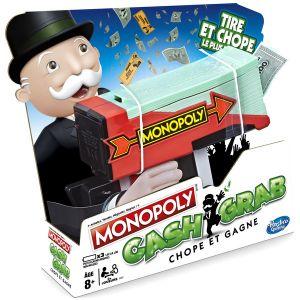 Hasbro Gaming Monopoly Cash & Grab : Chope et Gagne