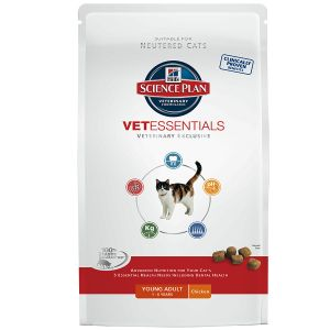 Hill's Science Plan VetEssentials Feline Young Adult - Sac 1,5 kg