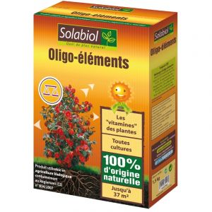 Solabiol Oligo-éléments 1,5 kg - 100% naturel