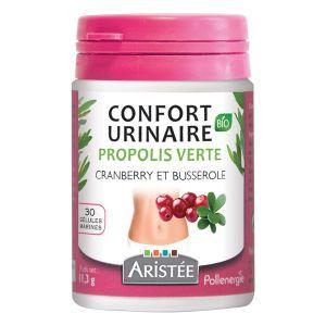 Aristée Pollenergie Gélules confort urinaire propolis verte x30
