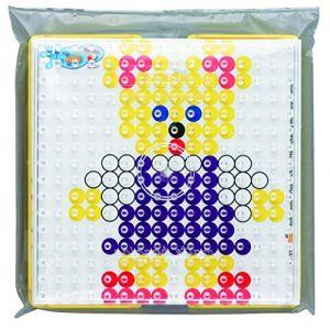 """Hama Sachet pour perles Maxi """"Kit de 10 cartes modèles avec cadre"""""""