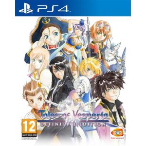 Tales of Vesperia [PS4]