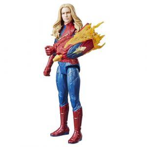 Hasbro Figurine Power Pack 30 cm - Avengers Endgame - Captain Marvel