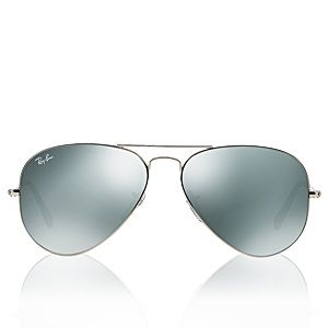 Ray-Ban RB3025 Aviator Large Metal W3277 Silver/Gray