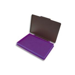 Kores SF71576 - Tampon encreur Stampo, encre violette