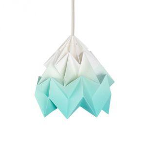 Studio Snowpuppe Moth - Suspension papier Tie & Dye Ø20 cm