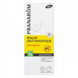 Pranarôm Aromapic - Roller anti-moustique bio
